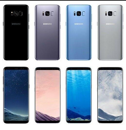 Samsung Galaxy S8 G950U Verizon TracFone Straight Talk Total